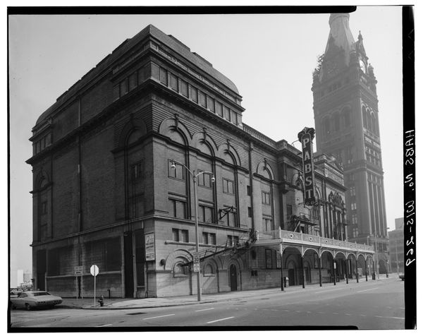 Pabst Theater (vintage)-1