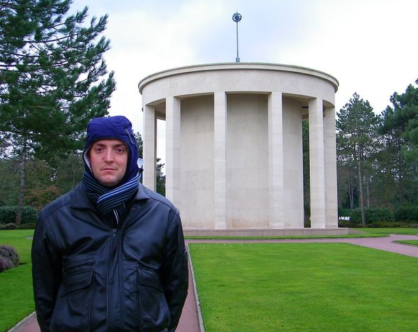 286 American Cemetery at Omaha Beach, Colleville-sur-Mer