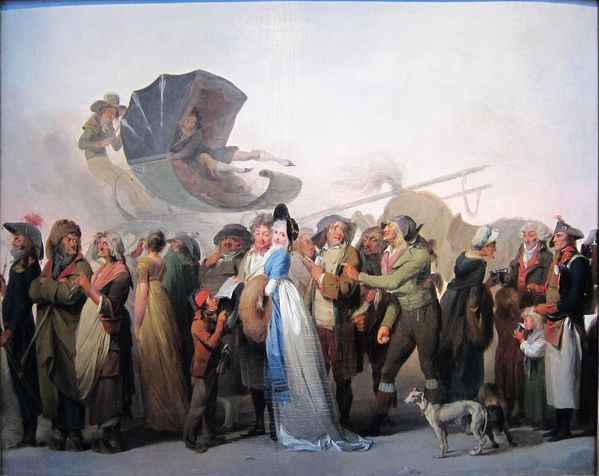 Boilly incroyable parade