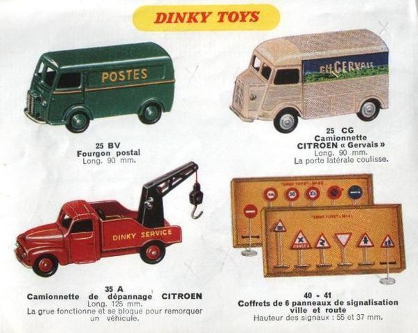 catalogue dinky toys automne 1958 p6