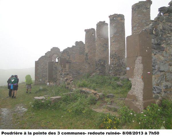 GR52 J5 Poudrière des 3 communes
