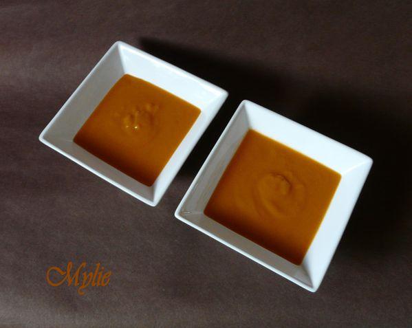 soupe fond de frigo épicée 1