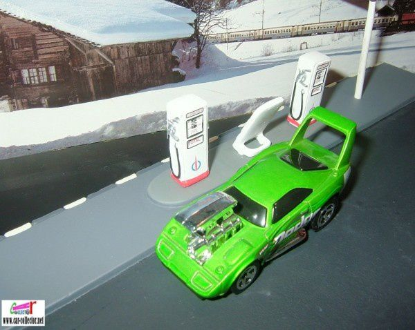69 dodge charger daytona 2007.085 code car