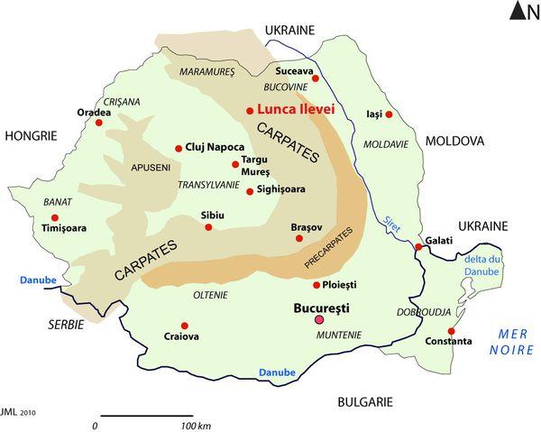 Roumanie JML Lunca