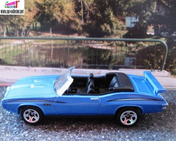 70 pontiac gto convertible 2008.029 first editions (1)