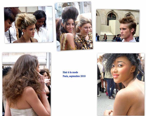 Hair à la mode