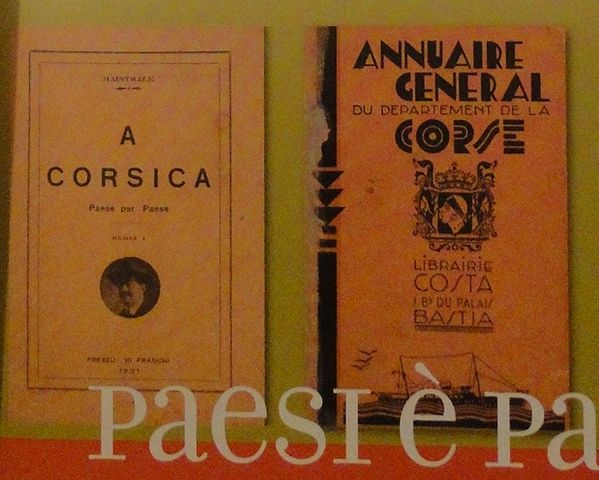annuaire et Maistrale