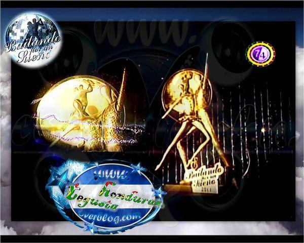 Bailando por un Sueño Honduras Trofeo 2
