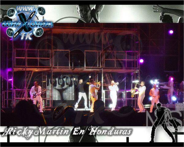 Ricky Martin Musica + Alma + Sexo ( Mas) Honduras (2)