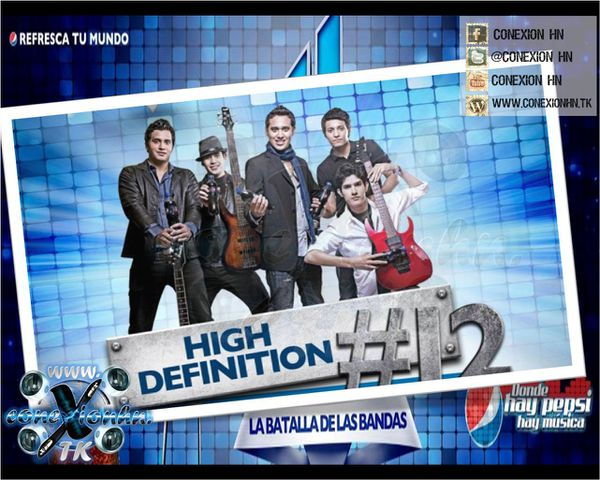 la batalla de las bandas 4 High definition 12