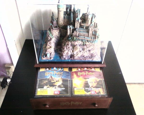 coffret collector harry potter. Black Bedroom Furniture Sets. Home Design Ideas