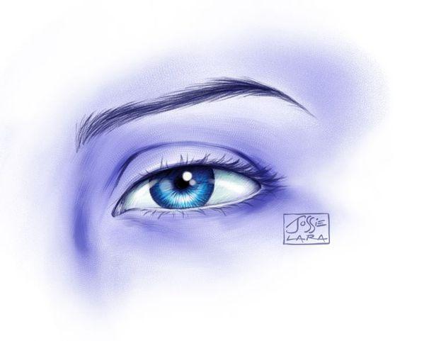 BlueEye by Joxy82