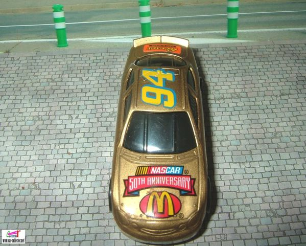 nascar racer 50th anniversary mc donalds 1998
