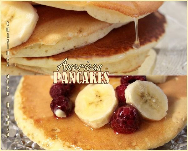 Pancakes epaisses photo 3