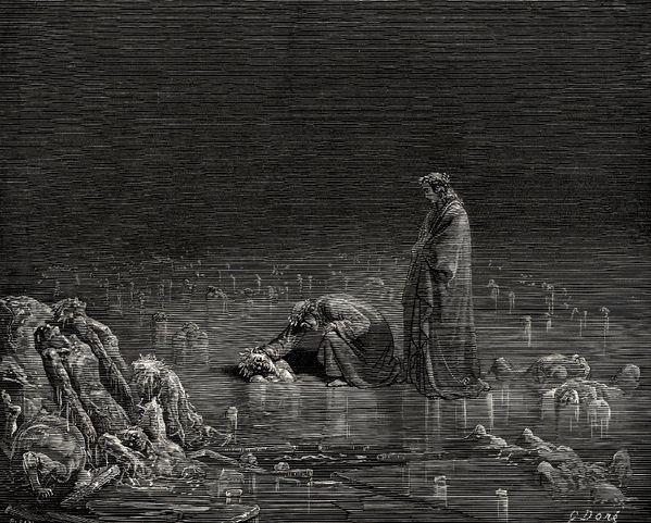 Gustave dore l'enfer de dante hell (10)