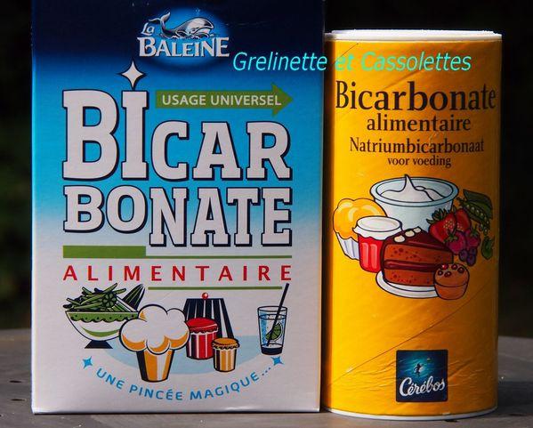 Le bicarbonate bienfaits et astuces grelinette et - Eau oxygenee bicarbonate de soude ...