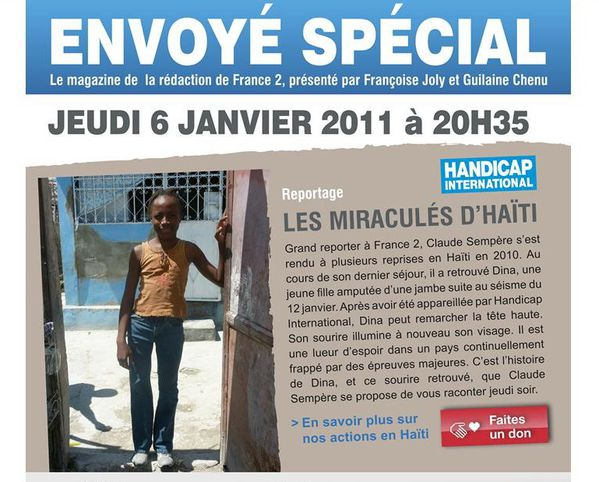 Haiti handicap international dina