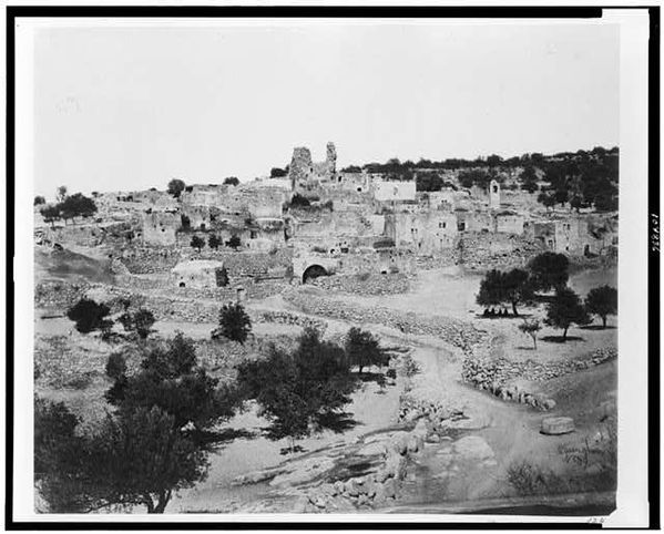 Bethany, between 1860 and 1880