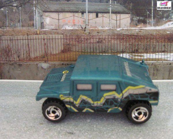 humvee hummer hot wheels collector 1080 1999 (1)