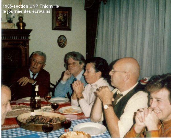 1985-Thionville la journée des écrivains. (6)