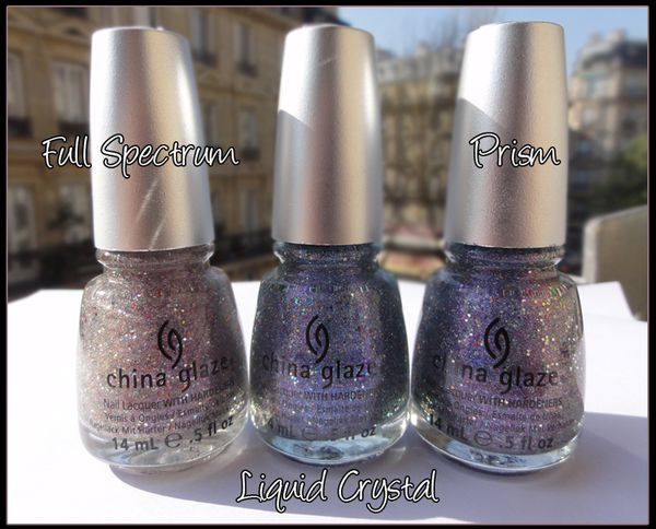 China Glaze Prismatic Collection