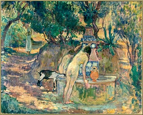 6-177LEBASQUE-H-Bathers-at-the-Fountain--St_-Trope-copie-1.jpg