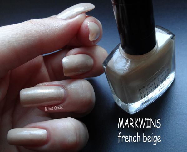 MARKWINS french beige 01