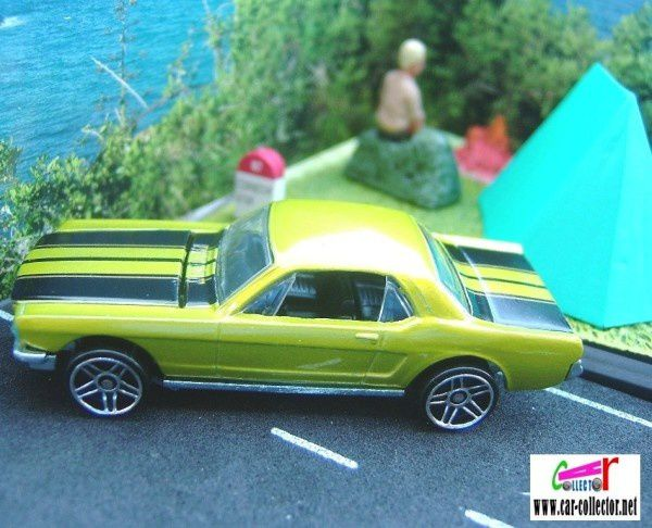 1965 mustang pack 5 45th anniversary