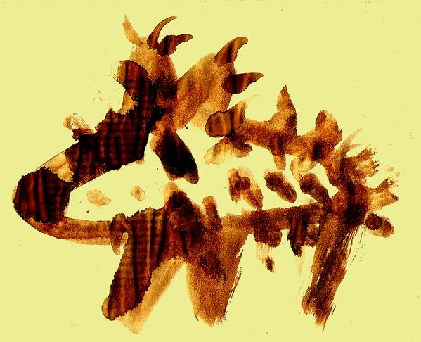 le chien borgne