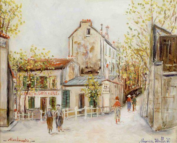 Maurice-UTRILLO