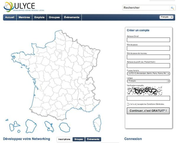 Ulyce.com - Page d accueil