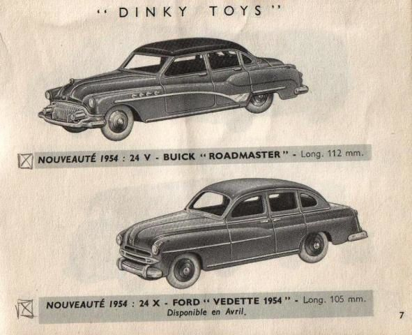 catalogue-dinky-toys-1954-p7--buick-roadmaster-ford-vedette