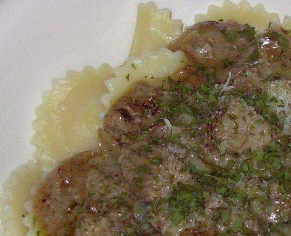 Pâtes au foie gras4