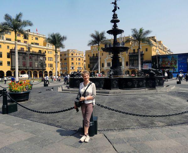 Plaza de Armas Môa