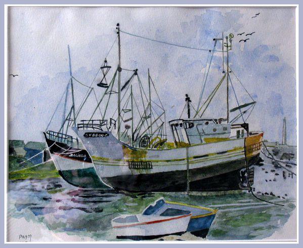 Aquarelle Pram2