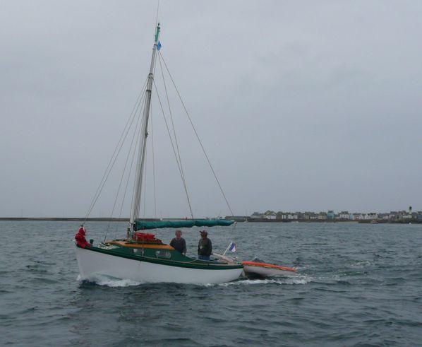 004 côtre MIchelle île de Sein 31 08 2009