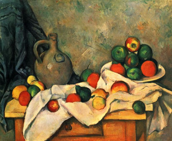 Cezanne Nature morte (2)