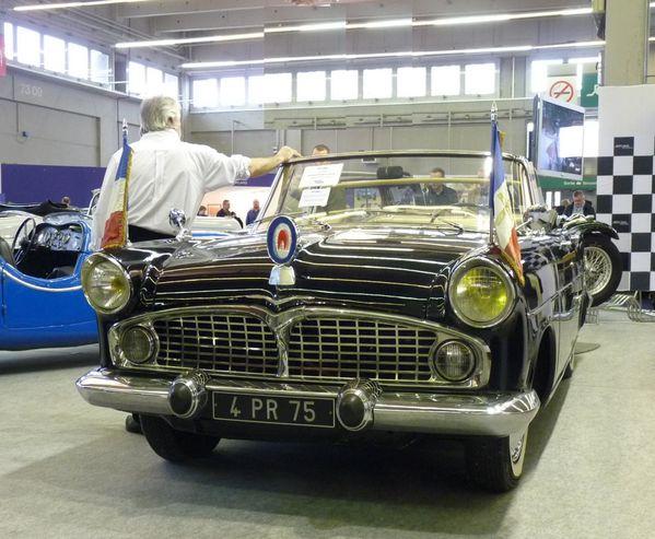 Simca Présidence 1960 107