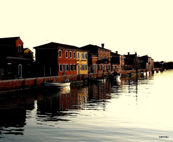 Mazzorbo - Canale