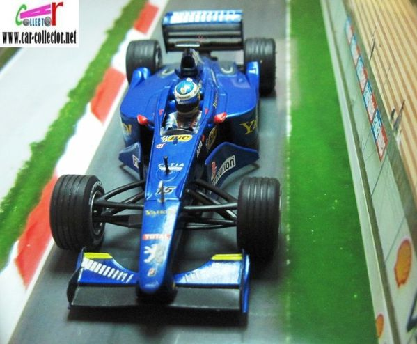 formule 1 prost peugeot ap03 2000 nick heidfeld. Black Bedroom Furniture Sets. Home Design Ideas
