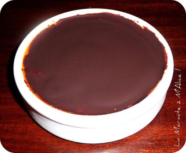 crème brûlée craquante, caramel et chocolat