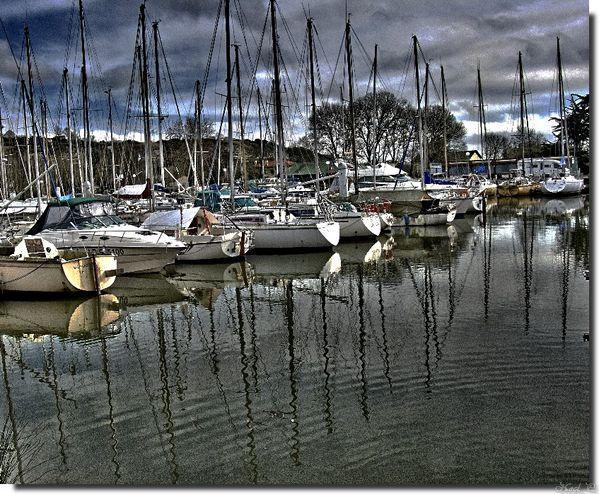 Mortagne port 1