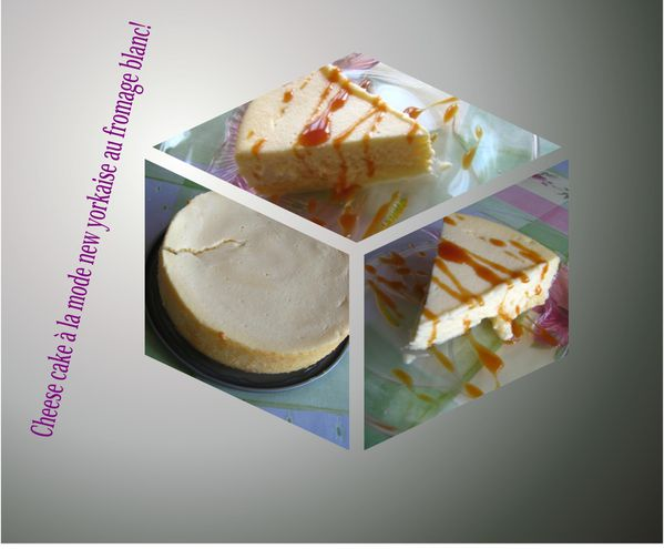 cheese cake fromage blanc