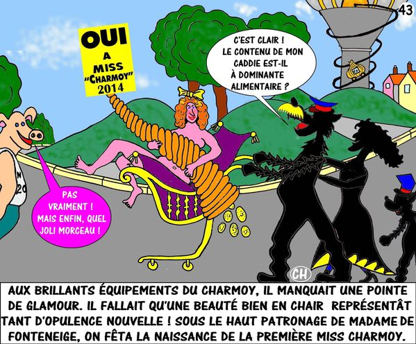 43-Vive Miss Charmoy