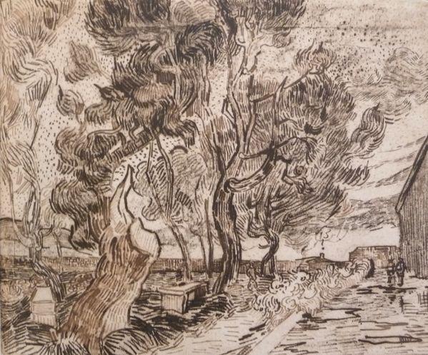 Van Gogh asile