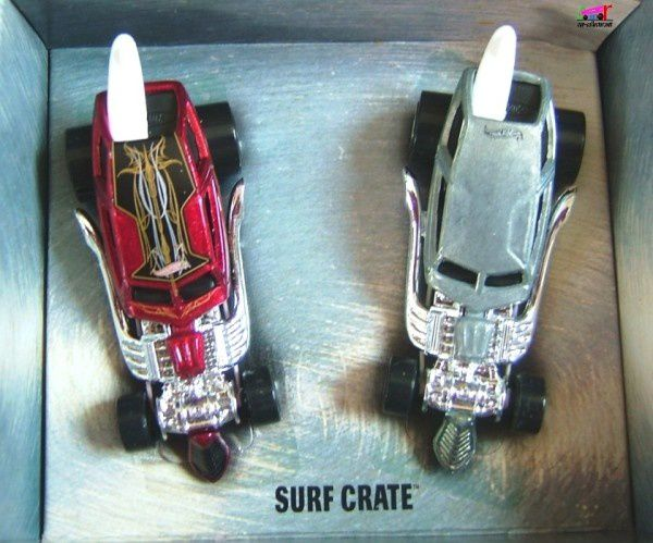 surf-crate-superbe coffret hot wheels surf crate