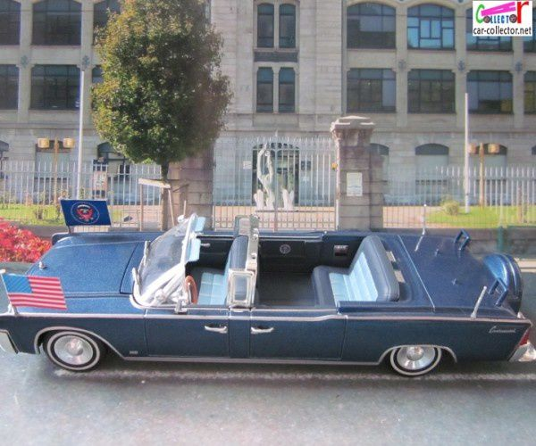 lincoln continental limousine ss 100 x 1963 john kennedy. Black Bedroom Furniture Sets. Home Design Ideas