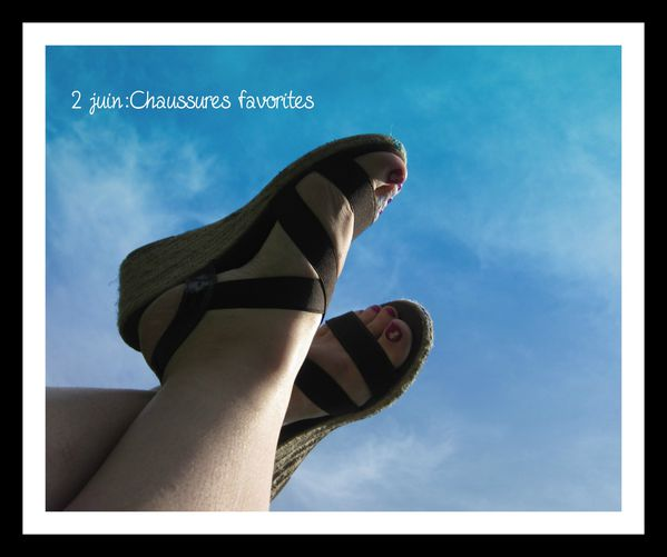 chaussures favorites1