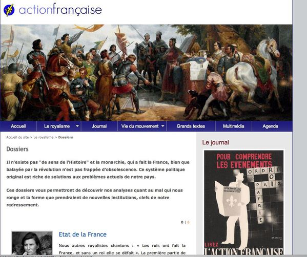 site craf dossiers