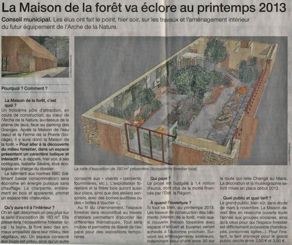 L 39 am nagement int rieur de la future maison de la for t for Articles pour la maison